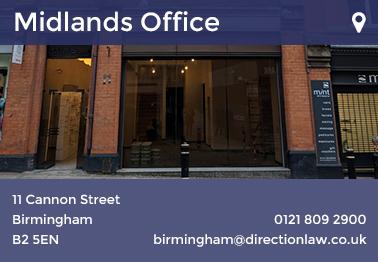 Direction Law in Birmingham